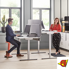 Standing Desks - AJ Products