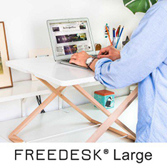 Standing Desks - Freedesk
